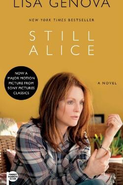 book cover - Still Alice by Lisa Genova