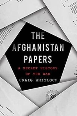 book cover The Afghanistan Papers by Craig Whitlock