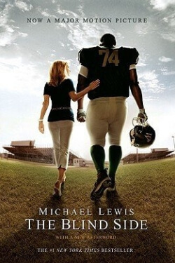 book cover The Blind Side by Michael Lewis