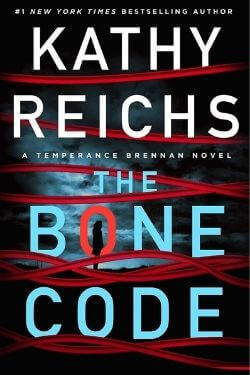 book cover The Bone Code by Kathy Reichs