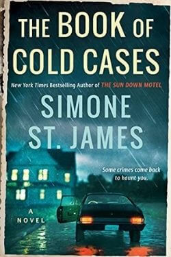 book cover The Book of Cold Cases by Simone St. James