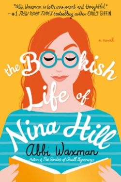 book cover The Bookish Life of Nina Hill by Abbi Waxman