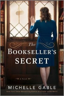 book cover The Bookseller's Secret by Michelle Gable