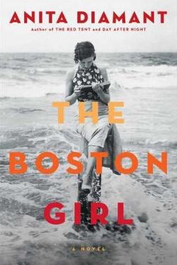 book cover The Boston Girl by Anita Diamant