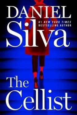 book cover The Cellist by Daniel Silva