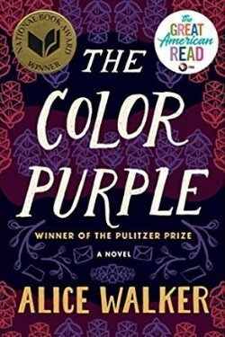 book cover The Color Purple by Alice Walker