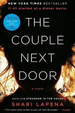 book cover The Couple Next Door by Shari Lapena