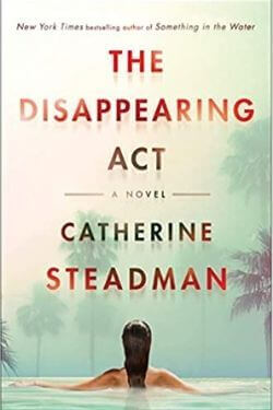 book cove The Disappearingn Act by Catherine Steadman