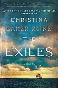 book cover The Exiles by Christina Baker Kline