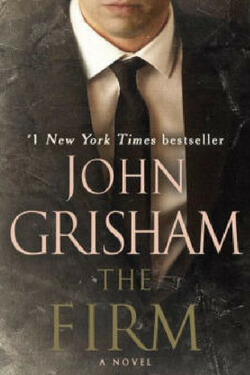 book cover The Firm by John Grisham