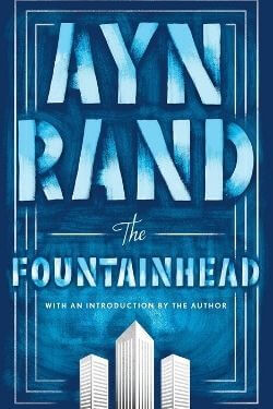 book cover The Fountainhead by Ayn Rand