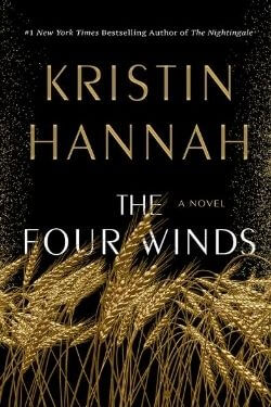 book cover The Four Winds by Kristin Hannah