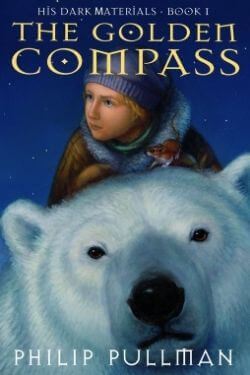 book cover The Golden Compass by Philip Pullman (His Dark Materials)