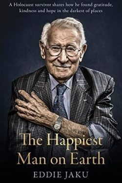 book cover The Happiest Man on Earth by Eddie Jaku