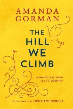 book cover The Hill We Climb by Amanda Gorman