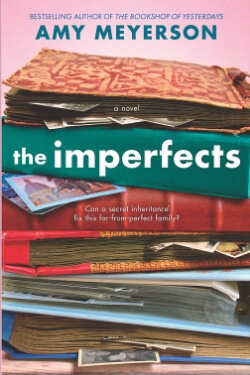 book cover The Imperfects by Amy Meyerson