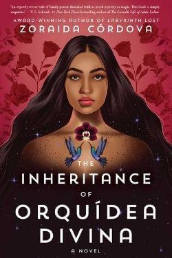 book cover The Inheritance of Orquidea Divina by Zoraida Cordova