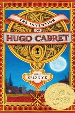 book cover The Invention of Hugo Cabret by Brian Selznick