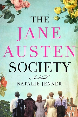 book cover The Jane Austen Society by Natalie Jenner