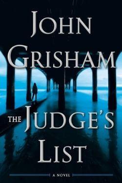 book cover The Judge's List by John Grisham