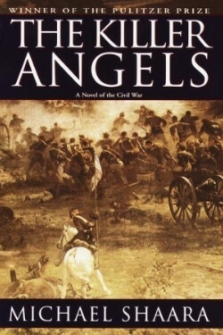 book cover The Killer Angels by Michael Shaara