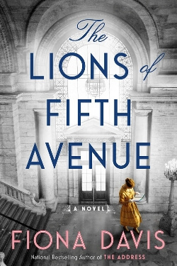 book cover The Lions of Fifth Avenue by Fiona Davis