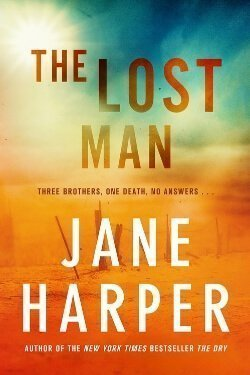 book cover The Lost Man by Jane Harper