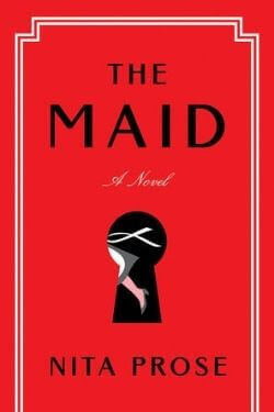 book cover The Maid by Nita Prose