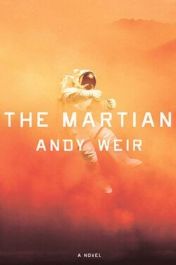 book cover The Martian by Andy Weir