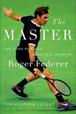 book cover The Master by Christopher Clarey