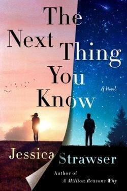 book cover The Next Thing You Know by Jessica Strawser
