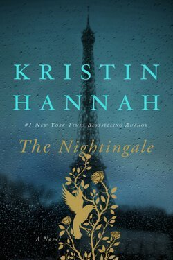book cover The Nightingale by Kristin Hannah