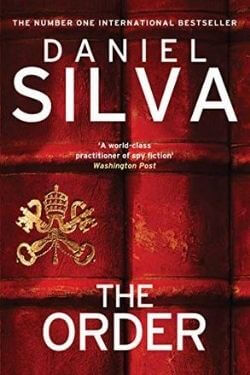 book cover The Order by Daniel Silva