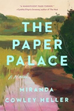book cover The Paper Palace by Miranda Cowley Heller