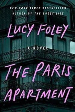 book cover The Paris Apartment by Lucy Foley