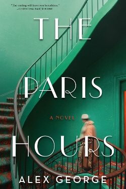 book cover The Paris Hours by Alex George