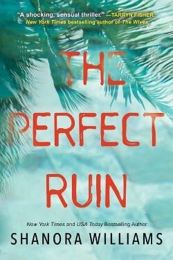 book cover The Perfect Ruin by Shanora Williams