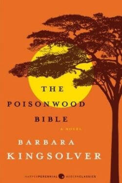 book cover The Poisonwood Bible by Barbara Kingsolver