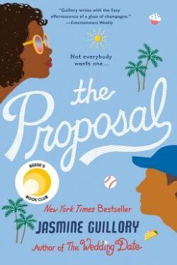 book cover The Proposal by Jasmine Guillory