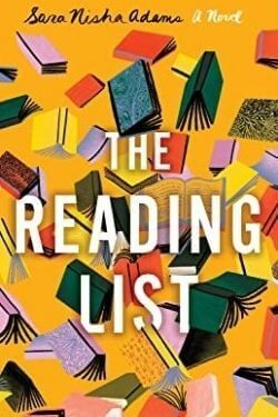 book cover The Reading List by Sara Nisha Adams