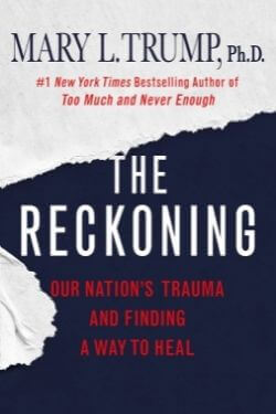 book cover The Reckoning by Mary L. Trump