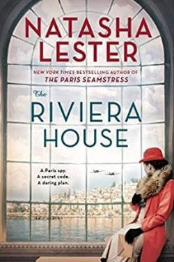 book cover The Riviera House by Natasha Lester