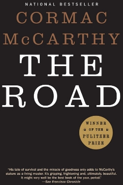 book cover The Road by Cormac McCarthy