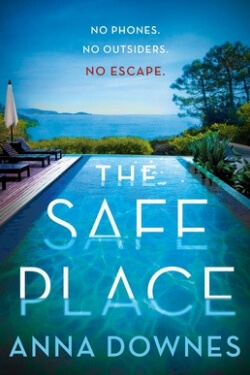 book cover The Safe Place by Anna Downes