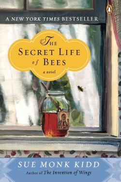 book cover The Secret Life of Bees by Sue Monk Kidd