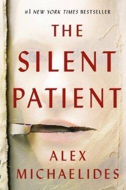 book cover The Silent Patient by Alex Michaelides