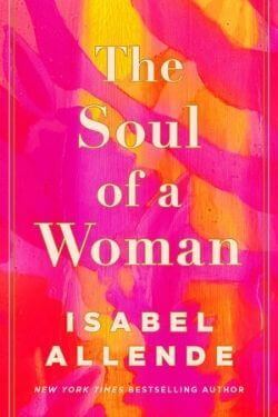 book cover The Soul of a Woman by Isabel Allende