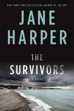 book cover The Survivors by Jane Harper