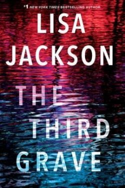 book cover The Third Grave by Lisa Jackson