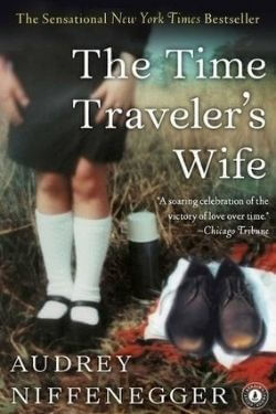 book cover The Time Traveler's Wife by Audrey Niffenegger